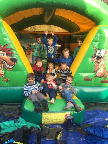 Het was weer een mooi feest in Klarenbeek!